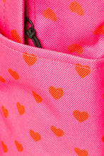 Load image into Gallery viewer, HOT PINK LOVE HEART CORE BACKPACK