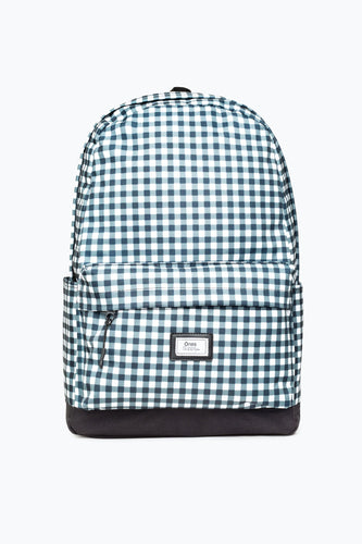 GINGHAM MONO CORE BACKPACK