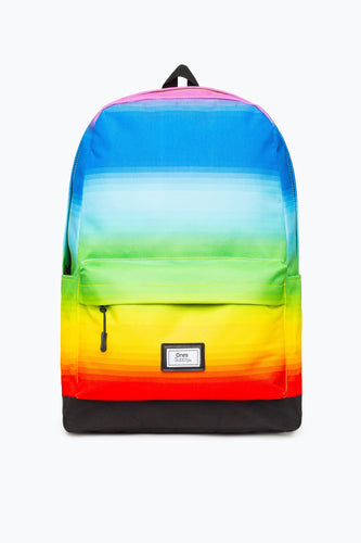 RAINBOW STRIPE FADE CORE BACKPACK
