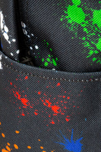 Load image into Gallery viewer, PAINT SPLATTER BACKPACK