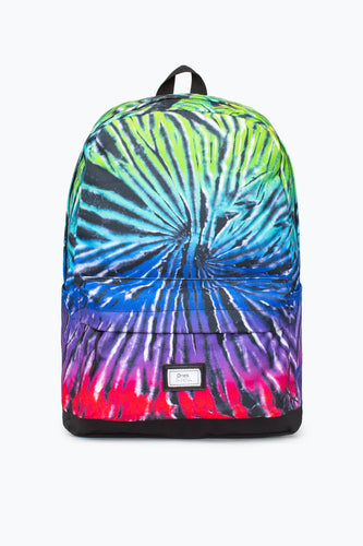 TIE DYE TWIST CORE BACKPACK
