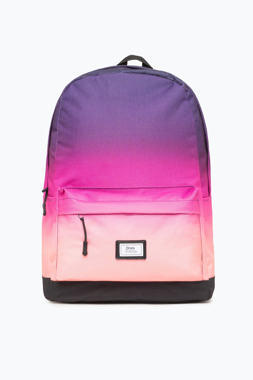 PLUM FADE LEAVE CORE BACKPACK