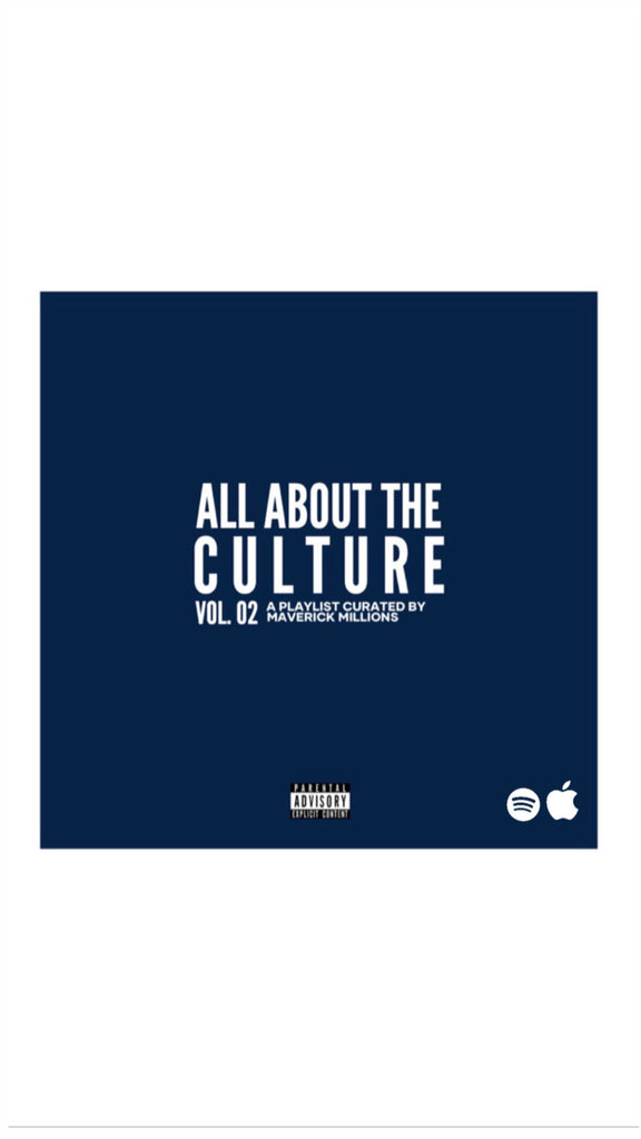 All About The Culture (Vol.02)