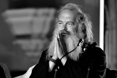 RICK RUBIN :: THE PROFESSOR
