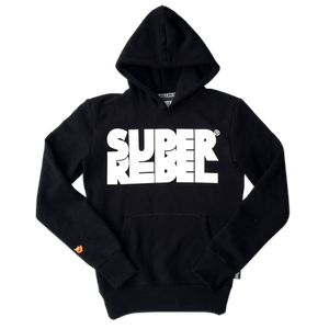 ONE AND ONLY SUPERREBEL HOODIE