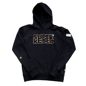 GOING FOR GOLD SUPERREBEL HOODIE