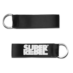 Superrebel Keychain