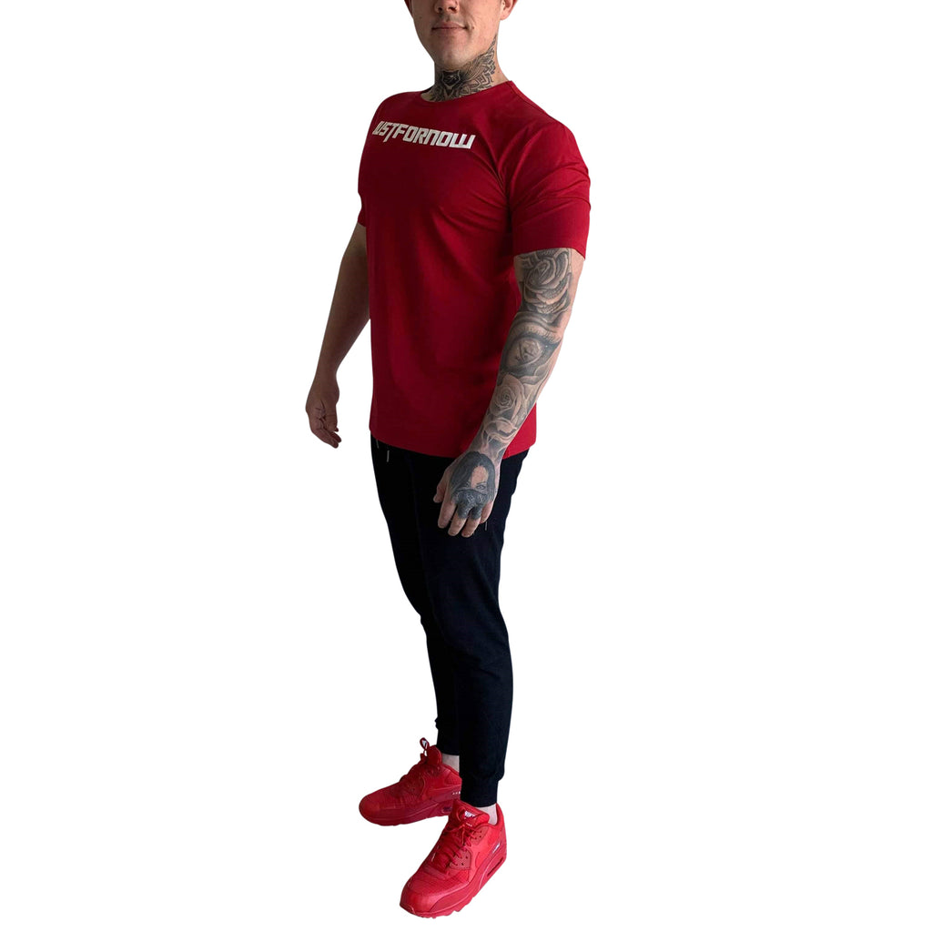 Ultra Trainer Tee - Red