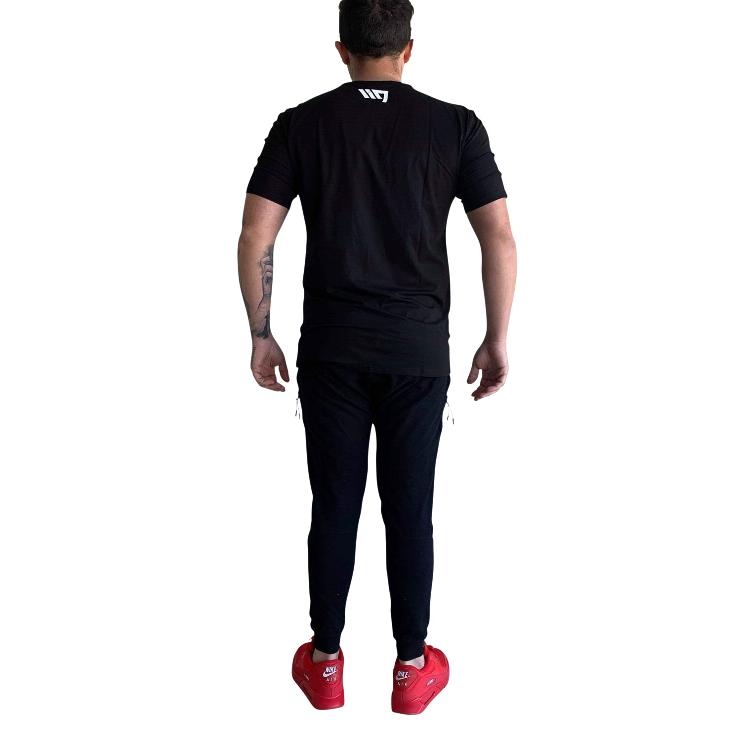 Ultra Trainer Tee - Black