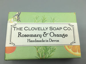 Rosemary & Orange Soap