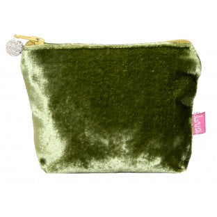Mini Velvet  Purses so many colours to choose from