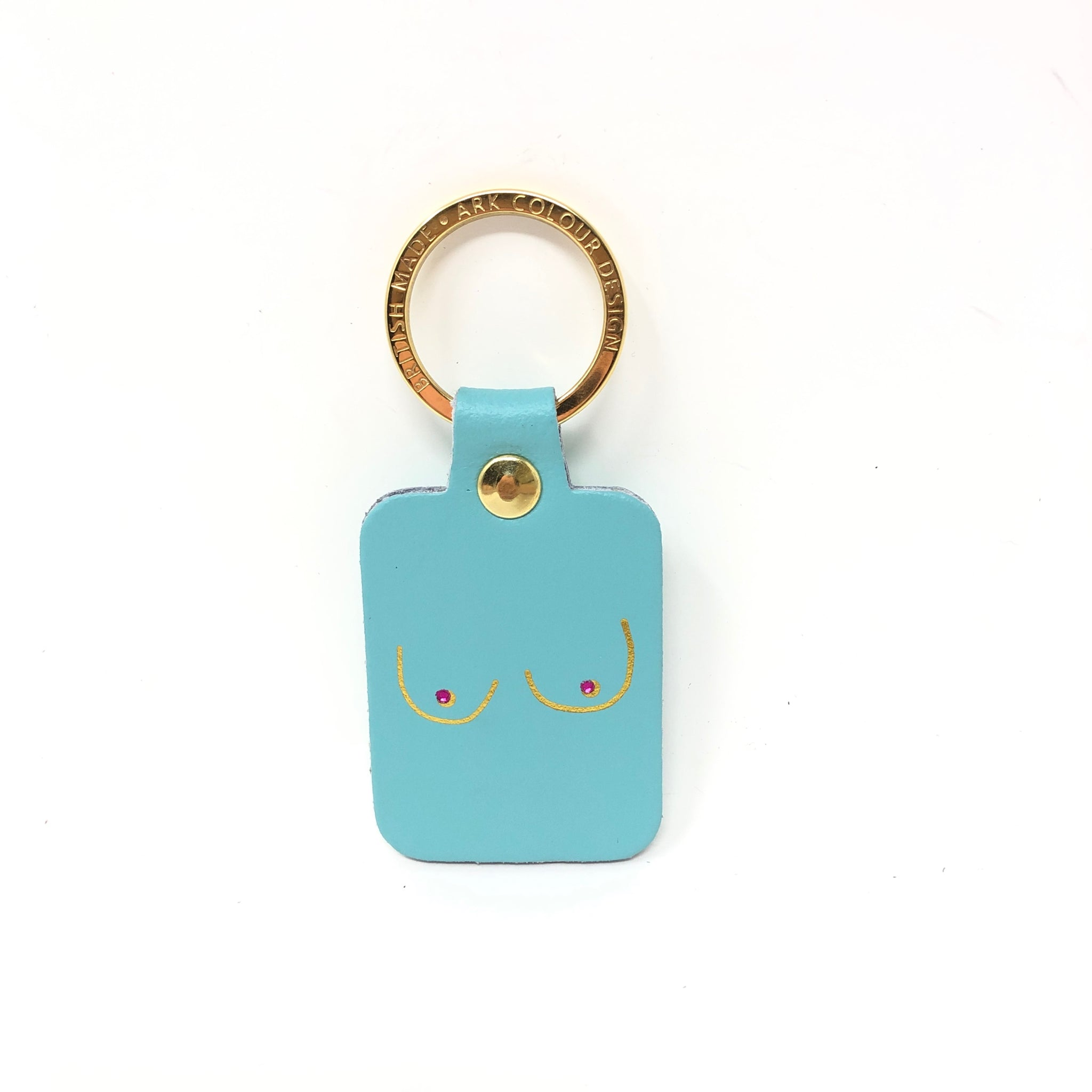 Boob Key Ring