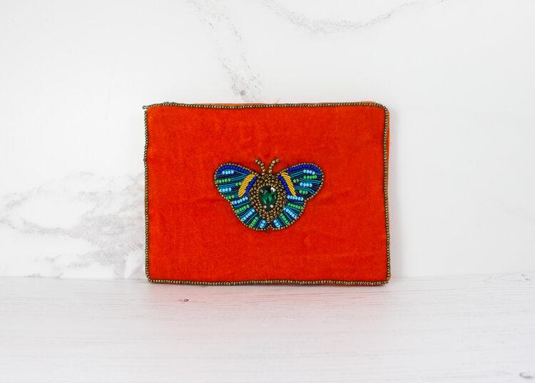 Small Butterfly Purse
