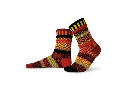 Fire Crew Socks by Solmate Socks
