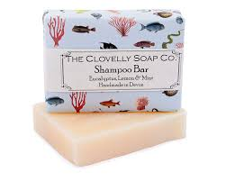 Shampoo Bar from The Clovelly Soap Co.
