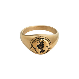 The world ring goud