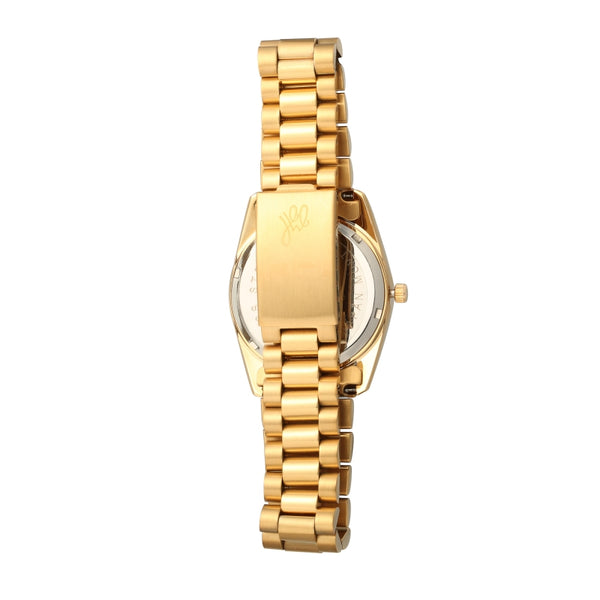 Be on time horloge goud & zwart