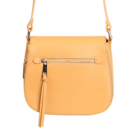 City chic tas mosterd