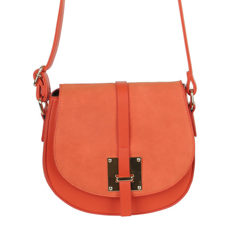 Escape the ordinary tas oranje