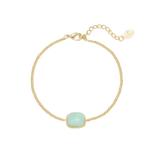 In nature bracelet green