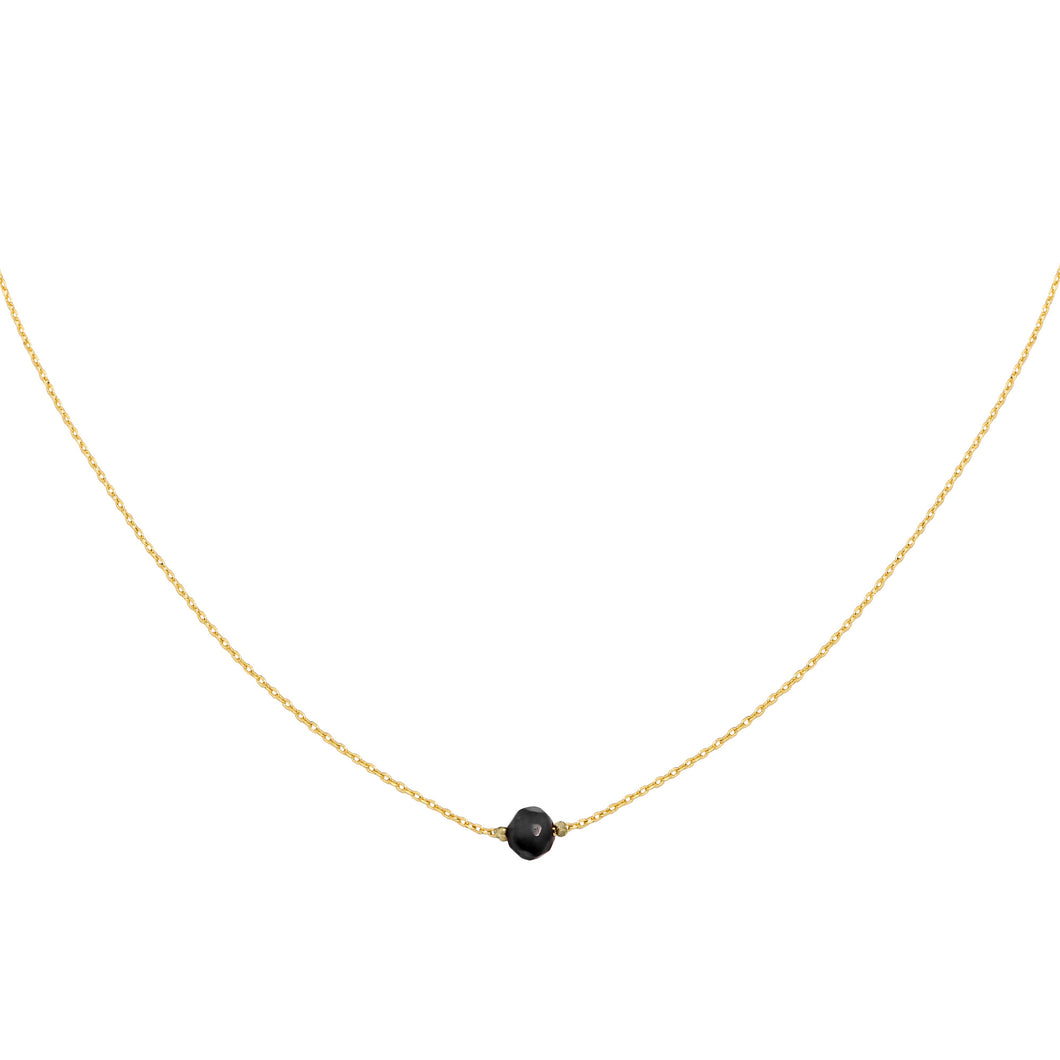 Little One Ketting Goud & Zwart