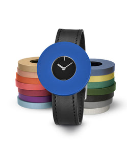 Vignelli MV DOT (including 3 coloured rings)