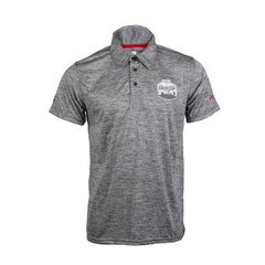 GC19 Heathered Grey Polo