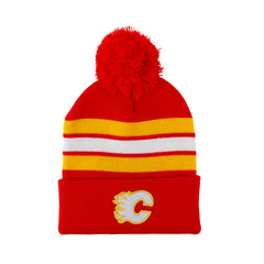 Flames Retro Sepp Knit