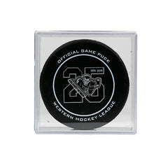 Hitmen Cubed 25th Anniversary Puck