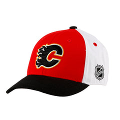 Flames Youth ColorBlock Adjustable Cap