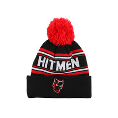 Hitmen Youth Wordmark Pom