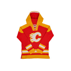 Flames Youth Ageless Retro Hoodie