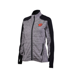 Flames Ladies Aura Full Zip