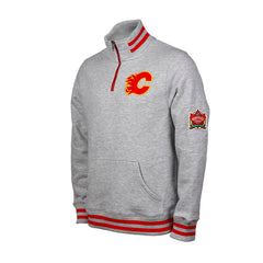 Flames Heritage Classic Throwback 1/4 Zip
