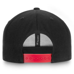 Flames Chromatic Snapback Cap
