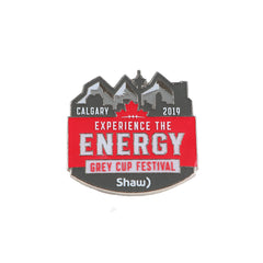 GC19 Energy Festival Pin