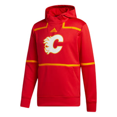 Flames Under the Lights Retro PO Hood