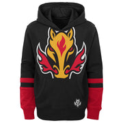 Flames Youth Sp Edition Logo Hood
