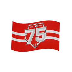 Stamps 75th Anniversary Large Flag