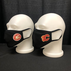 Flames Civil 2 Pack Face Cover