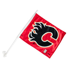 Flames Home Car Flag
