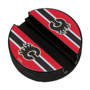 Flames Puck Media Holder