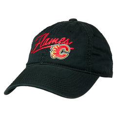 Flames Ladies Washed Slouch Cap