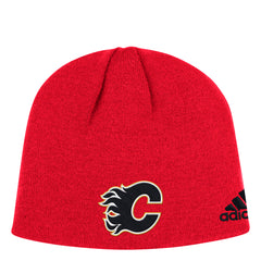 Flames Basic Logo Beanie Knit