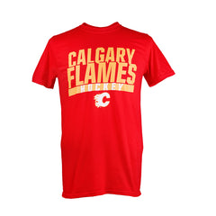 Flames Retro Cutoff T