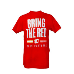 Flames Bring The Red T