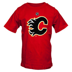 Flames Child Primary T-Shirt