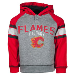 Flames Child Classic Hoodie