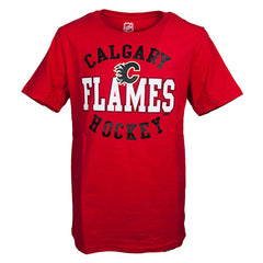 Flames Youth Spectacle T-Shirt