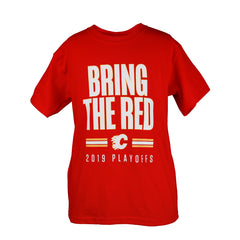Flames Bring The Red T-Shirt